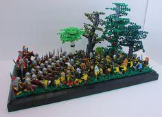 Friddle - Welcome my homepage Lego Moc, Lego Roman, Best Lego Sets, Lego Pictures, All Lego, Lego Castle, Lego Design, Lego Creations, Legos