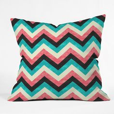 DENY Designs Home Accessories | Jacqueline Maldonado Chevron Bold Throw Pillow