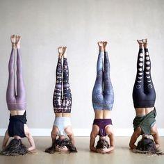 Digital print yoga pants