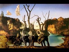 25 Famous Salvador Dali Paintings - Surreal and Optical illusion Paintings