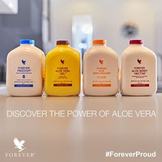 THE POWER OF ALOE | Forever Aloe Vera is grown at our plantations in the Dominican Republic and Texas. Forever Aloe is carefully grown and cultivated, ensuring the highest quality plant possible. Aloe is often referred to as nature's best gift due to the proven health benefits derived from the gel found inside the leaf of the plant. Growing Aloe with care in the best possible climate and conditions guarantees that you receive the best products available. From plant to product to you!