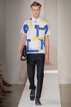 Jil Sander Spring 2013 Menswear Collection