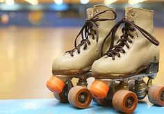 Roller Skating, going to the rink on a Saturday night with my friends was the place to be.