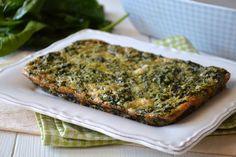 La frittata di spinaci di oggi è un piatto semplice e molto leggero grazie alla cottura in forno. Dopo queste feste natalizie, un piatto leggero e salutare