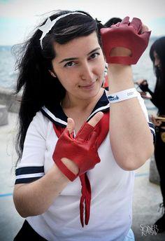 athena asimiya cosplay by sensee cosplay