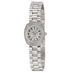 Rado Women's Royal Dream Jubile Watch with Diamonds and Emeralds