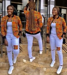 Best of Ankara Jackets 2020 ~ Switch Afrique African Inspired Clothing, Traditional African Clothing, African Print Clothing, Couples African Outfits, African Attire, African Wear, African Fashion Ankara, Latest African Fashion Dresses, African Print Fashion