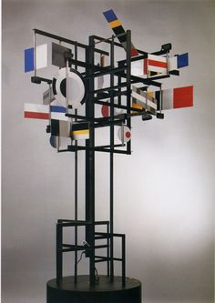 CYSP-1 by Nicolas Schöffer, 1956