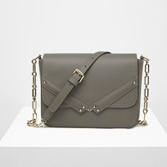 sac Louise – Yvonne Yvonne Compact, Kate Spade, Handbags, Dimensions, Comme, Totes, Calf Leather, Brass, Art Deco