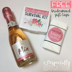 Free Bridesmaid Gift