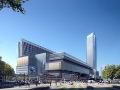 Baoneng Center   Aedas   Architecture   Mixed-use   Shenzhen, PRC