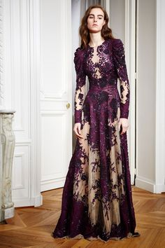 Ready-to-wear Pre-Fall 2016 Zuhair Murad