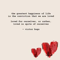Quotes on love...