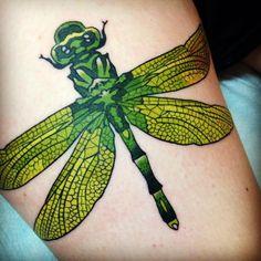 http://tattoomagz.com/green-tattoos/green-tattoo-realistic-dragon-fly/