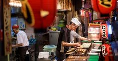 Mmm: A Foodies Guide to Osaka and Kyoto.