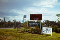 Welcome To Ocean Springs