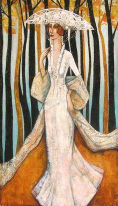 Ludmila Curilova (Russian born Canadian) untitled