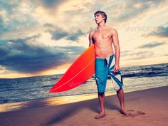 Surfer ...  Shirtless, adult, athletic, background, beach, beautiful, board, boy, coast, copyspace, day, dude, good, guy, handsome, hobby, holding, holiday, life, lifestyle, looking, male, masculine, men, model, modern, people, person, portrait, professional, recreation, serenity, sky, space, sport, summer, sun, sunny, surf, surfboard, surfer, tan, teen, teenager, vacation, water, waves, young