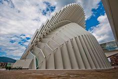 Oviedo Santiago Calatrava