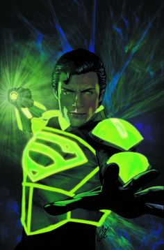 #Superman #Fan #Art. (SMALLVILLE SEASON 11 LANTERN #1 Cover) by: Cat Staggs. (THE * 5 * STÅR * ÅWARD * OF: * AW YEAH, IT'S MAJOR ÅWESOMENESS!!!™)[THANK U 4 PINNING!!!<·><]<©>ÅÅÅ+(OB4E)
