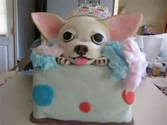 chihuahua cakes - Bing Images