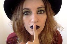 #DIY witch #Halloween makeup