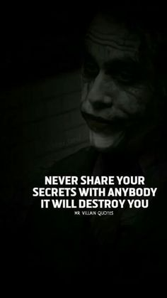 Joker quotes to make your day…. Dark Quotes, Wisdom Quotes, True Quotes, Words Quotes, Motivational Quotes, Inspirational Quotes, Sayings, Positive Quotes, Joker Qoutes