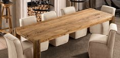 Rectangular Table Collections | Restoration Hardware