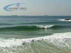 Praia do Diabo às 8:30 hs - Veja mais fotos do Boletim das Ondas em www.surfrio.com.br