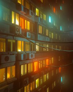 Everydays: Digital Art & Illustration Inspiration by Mike Winkelmann City Aesthetic, Aesthetic Photo, Aesthetic Pictures, Cinematic Photography, Film Photography, Cgi, Neon Noir, Images Esthétiques, The Villain
