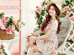 Miss A Suzy Roem 2014 summer wallpaper