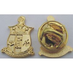 Kappa Alpha Psi pins