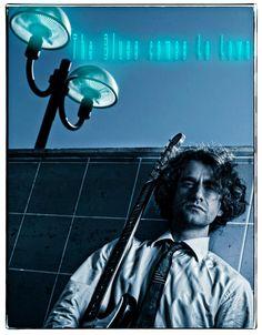 THE BLUES COME TO TOWN Fotografia e Edição: Fernando Branquinho Modelo: Artur Conceição Make up: Alexandre Santos Assistente: Paulo Campos 2013 FBranquinho
