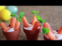 Easter food ideas. Props to Bethany Mota.