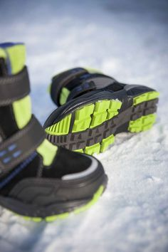 You can't have winter fun, without winter boots :) #SuperfitShoes