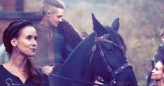 The love of his life The Last Kingdom Cast, Middle Ages, Supernatural, The Darkest, It Cast, Love, People, Instagram, Amor
