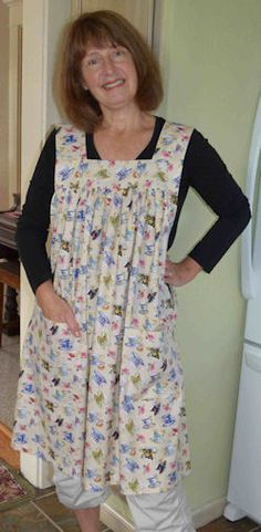 Vintage Apron Patterns Free There Was The Addition