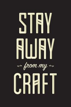 Stay Away by Shalinder Matharu  Get inspired on Betype.co
