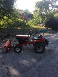75 Best Allis Chalmers Garden Tractor images in 2018   Lawn