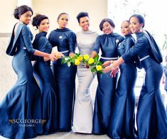 Weddings are certainly beautiful and memorable moments and we can't help not to mention the impact of the stylish and classy bridesmaids who also add their own quota to the… Bridesmaid Dresses Plus Size, Bridesmaid Outfit, Wedding Bridesmaids, Wedding Attire, Wedding Dresses, Gown Wedding, Vintage Nature Photography, Fashion Photography, Bridal Outfits
