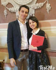 Congratulazioni Lorena!