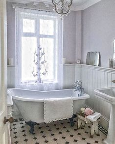 Here are the Farmhouse Bathroom Remodel Ideas. This article about Farmhouse Bathroom Remodel Ideas was posted under the Bathroom category. Cottage Bathroom Design Ideas, Vintage Bathroom Decor, Victorian Bathroom, Vintage Bathrooms, Bathroom Interior, Bathroom Ideas, Bathroom Organization, Bathroom Designs, Bathroom Storage