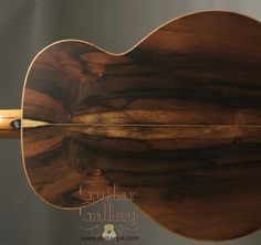 2014 George Lowden Guitars 40th Anniversary O35 Brazilian Rosewood, Brand New, Original Hard, Call For Price! (via Gbase.com)