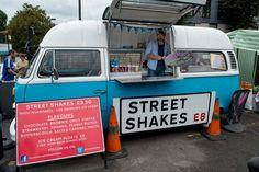 (Drink) Street Shakes, Netil Market #LondonFields #Hackney