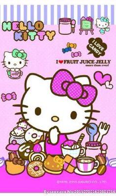Hello Kitty Backgrounds, Hello Kitty Wallpaper, Happy Palm Sunday, Hello Kitty Art, Anime Rules, Baby Friends, Hello Kitty Pictures, Art Quotes, Art Sayings