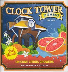Chicone Citrus Growers
