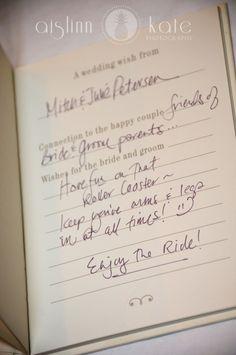 Traditional Guest Book, Wedding Detail (Pensacola Wedding Photographer)