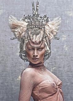 XingJiang  headdress
