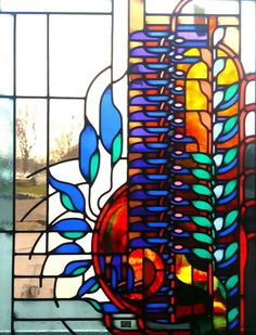 Stained Glass by Justin Behnke