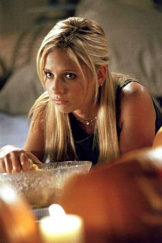 Halloween Buffy, love this picture. One of my favorite episodes! Love Halloween :0D